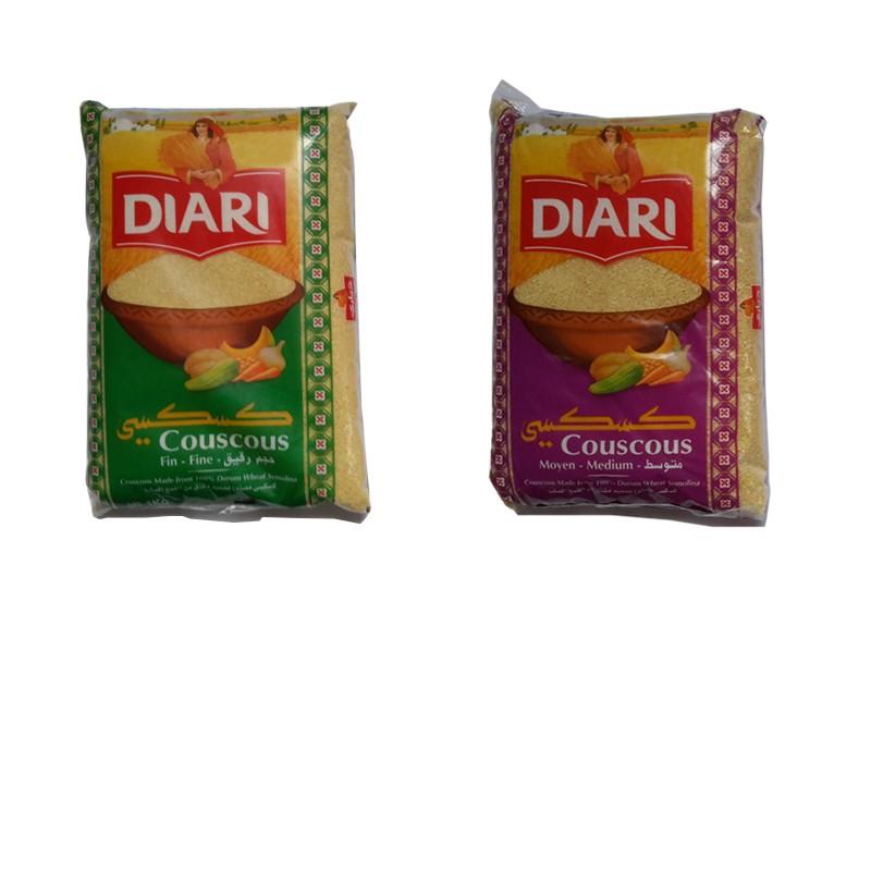 Couscous Diari