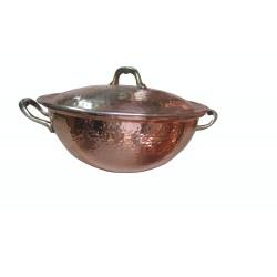 bassines en cuivre