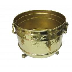 cache-pots cuivre