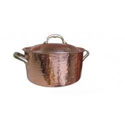 marmites en cuivre