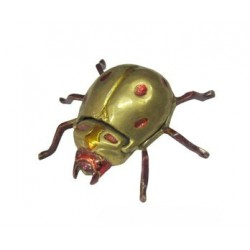 Ashtray Copper ladybug