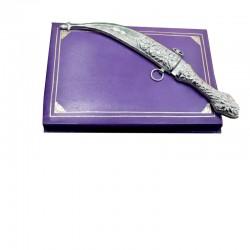 Box arab dagger