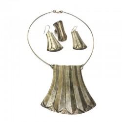 Cleopatra jewelry set