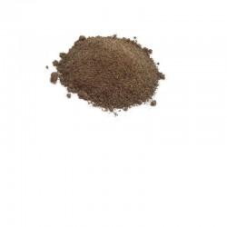 Black pepper grain or ground