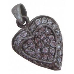 Coeur avec Diamant
