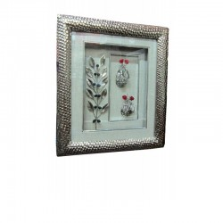 Wall frame olive branch and apple